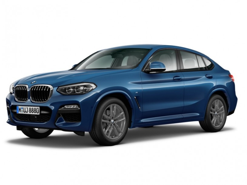 BMW X4 Diesel Estate xDrive20d M Sport 5dr Step Auto