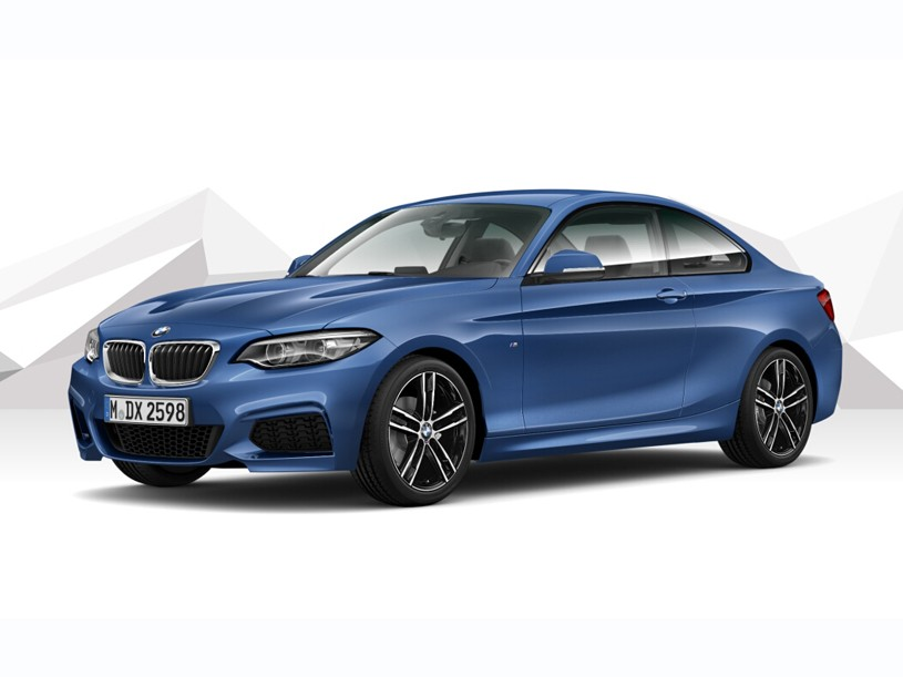BMW 2 Series Coupe 218i M Sport 2dr [Nav] Step Auto