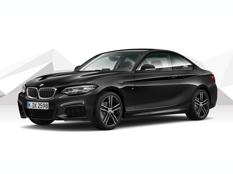 BMW 2 Series Coupe 218i M Sport 2dr [Nav]