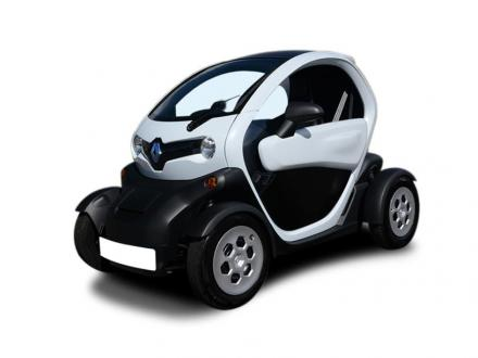 Renault Twizy Coupe 13kW Expression 6kWh 2dr Auto