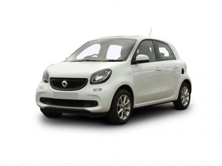 Smart Forfour Electric Hatchback 60kW EQ Prime Premium 17kWh 5dr Auto [22kWCh]