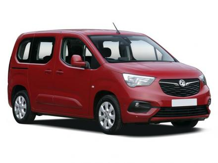 Vauxhall Combo Life Diesel Estate 1.5 Turbo D Design XL 5dr