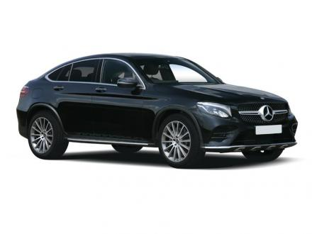 Mercedes-benz Glc Diesel Coupe GLC 220d 4Matic AMG Line Premium 5dr 9G-Tronic