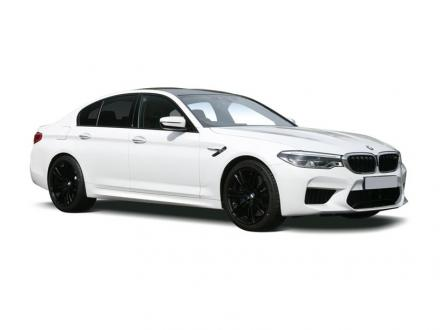BMW M5 Saloon M5 Competition 4dr DCT