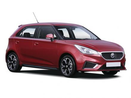 Mg Motor Uk Mg3 Hatchback 1.5 VTi-TECH Exclusive 5dr [Navigation]