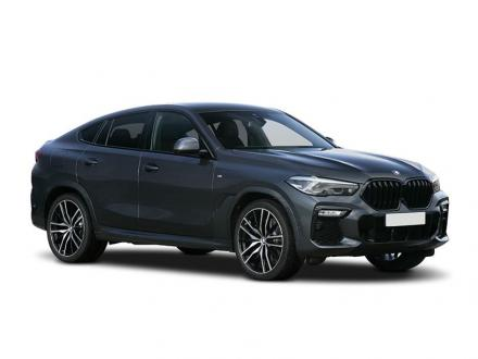 BMW X6 Diesel Estate xDrive40d MHT Sport 5dr Step Auto