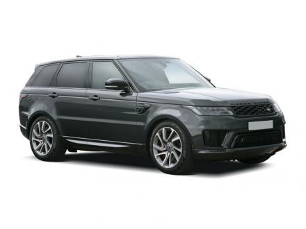 Land Rover Range Rover Sport Estate 2.0 P400e HSE Dynamic Black 5dr Auto