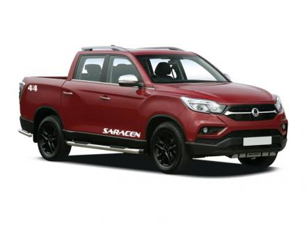 Ssangyong Musso Diesel Double Cab Pick Up EX 4dr AWD