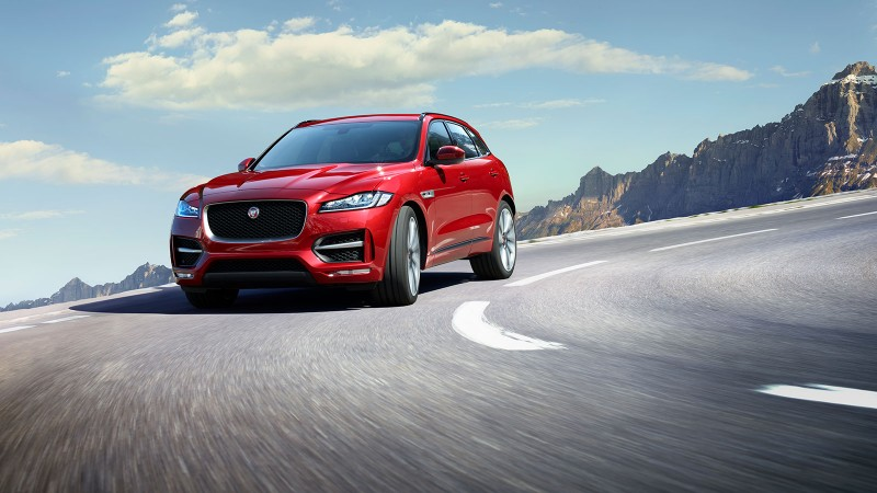 Key2Lease Secure EXCLUSIVE Jaguar F-Pace Offer