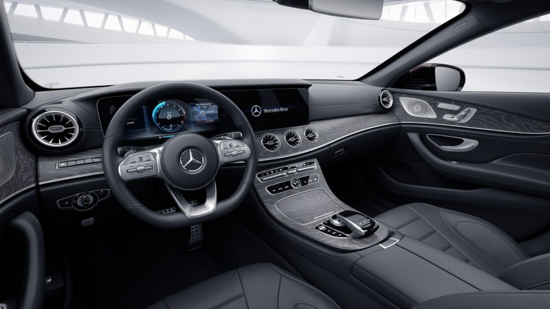 NEW Offer - Mercedes-Benz CLS 350d 4MATIC AMG Line Coupe