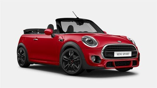 MINI Cooper 1.5 Sport Convertible review