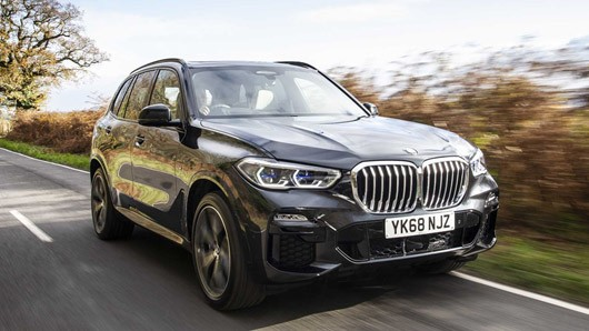 BMW X3 xDrive20d M Sport Automatic review