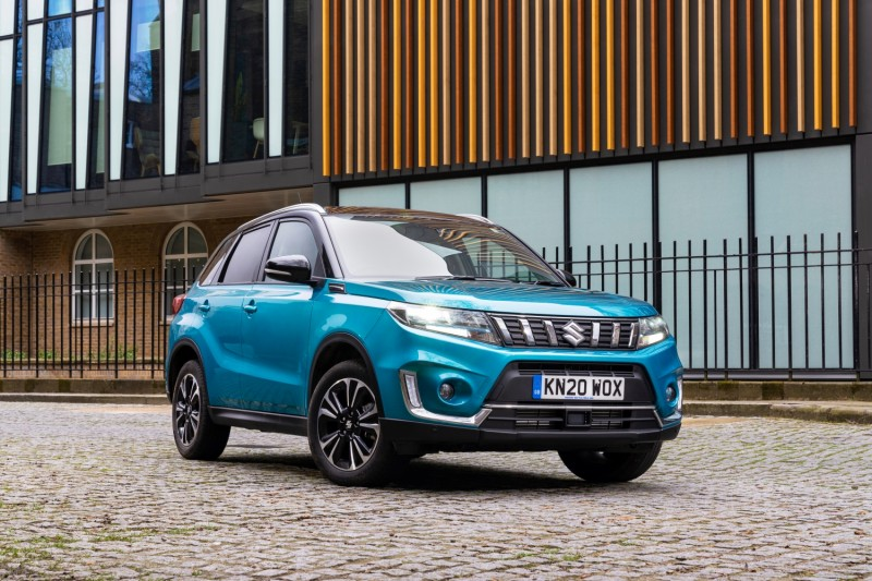 New Suzuki Vitara Offer